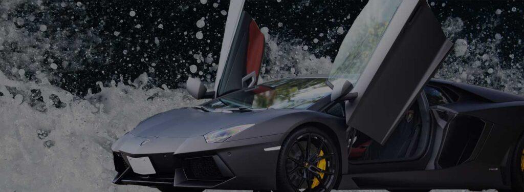 高級車の水没対策