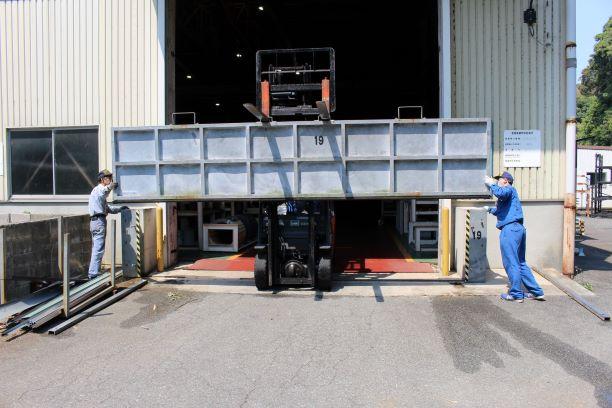 工場 シャッター 浸水防止対策3